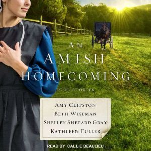 An Amish Homecoming: Four Stories, Amy Clipston
