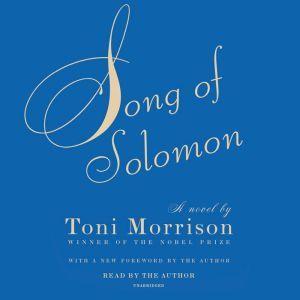 Song of Solomon, Toni Morrison