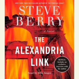 The Alexandria Link, Steve Berry