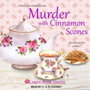 Murder with Cinnamon Scones, Karen Rose Smith