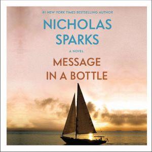 Message in a Bottle, Nicholas Sparks