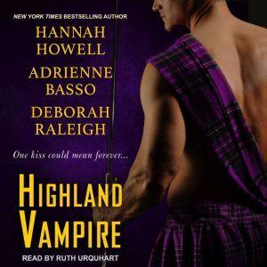 Highland Vampire, Adrienne Basso