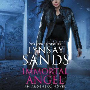 Immortal Angel: An Argeneau Novel, Lynsay Sands
