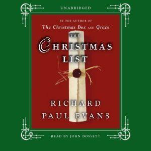 The Christmas List, Richard Paul Evans