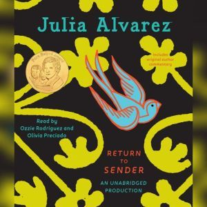 Return to Sender, Julia Alvarez