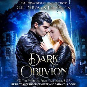 Dark Oblivion, J.N. Colon