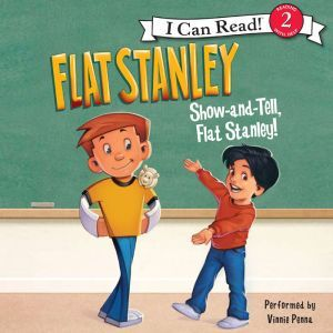 Flat Stanley: Show-and-Tell, Flat Stanley!, Jeff Brown