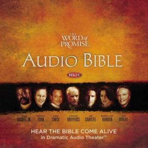 The Word of Promise Audio Bible - New King James Version, NKJV: (25) Mark: NKJV Audio Bible, Jim Caviezel