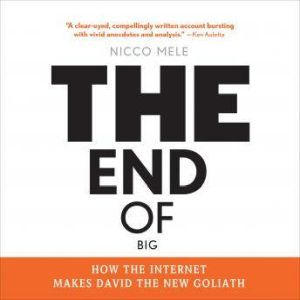 The End of Big How the Internet Makes David the New Goliath, Nicco Mele