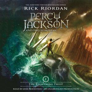 The Lightning Thief: Percy Jackson and the Olympians: Book 1, Rick Riordan