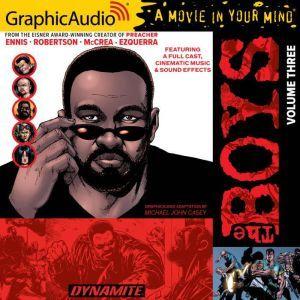 The Boys: Volume 3, Garth Ennis
