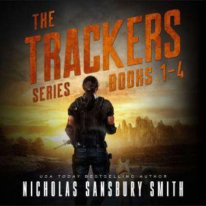 Trackers Box Set, Nicholas Sansbury Smith
