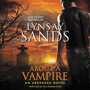About a Vampire: An Argeneau Novel, Lynsay Sands
