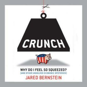 Crunch: Why Do I Feel So Squeezed? (And Other Unsolved Economic Mysteries), Jared Bernstein