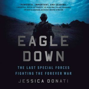 Eagle Down The Last Special Forces Fighting the Forever War, Jessica Donati