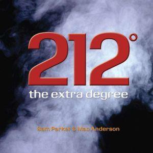 212 The Extra Degree, Sam Parker