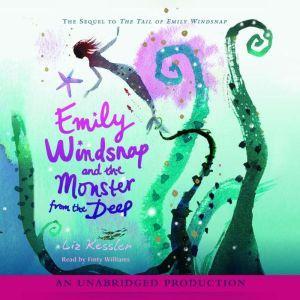 Emily Windsnap and the Monster from the Deep, Liz Kessler