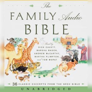 The Family Audio Bible, Dick Cavett