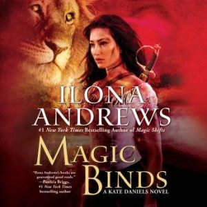 Magic Binds, Ilona Andrews