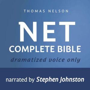 Audio Bible - New English Translation, NET: Complete Bible, Stephen Johnston