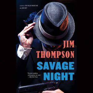 Savage Night, Jim Thompson