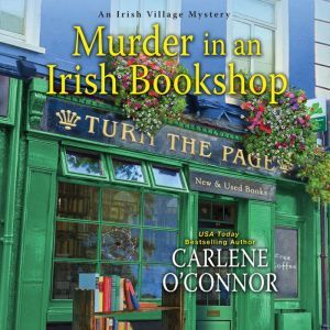 Murder in an Irish Bookshop, Carlene O'Connor