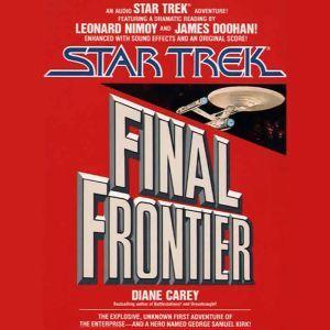 Star Trek: Final Frontier, Diane Carey