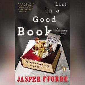 Lost in a Good Book: A Thursday Next Novel, Jasper Fforde
