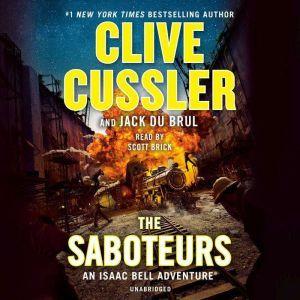 The Saboteurs, Clive Cussler