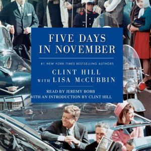 Five Days in November, Clint Hill