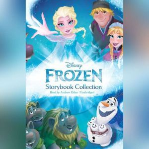 Frozen Storybook Collection, Disney Book Group