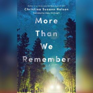 More Than We Remember, Christina Suzann  Nelson