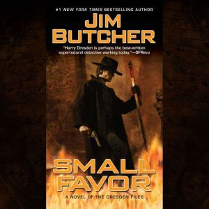 Small Favor, Jim Butcher