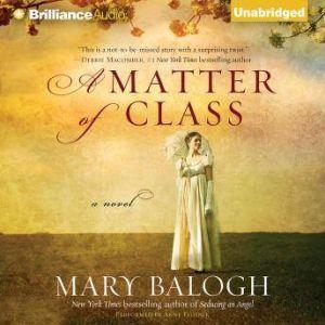 A Matter of Class, Mary Balogh