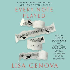 Every Note Played, Lisa Genova