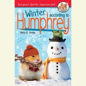 Winter According to Humphrey, Betty G. Birney
