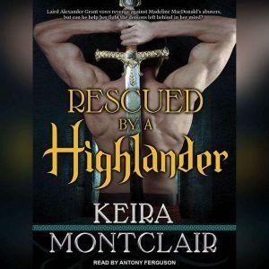 Rescued by a Highlander, Keira Montclair