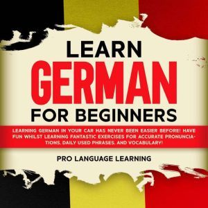 Learn German for Beginners, Pro Language Learning