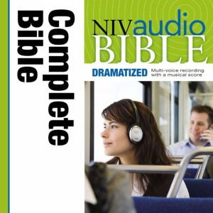 Dramatized Audio Bible - New International Version, NIV: Complete Bible, Zondervan