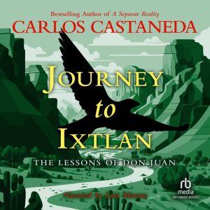 Journey To Ixtlan, Carlos Castaneda