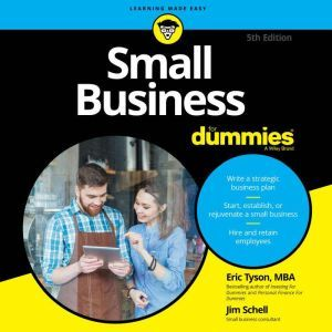 Small Business For Dummies 5th Edition, Jim Schell