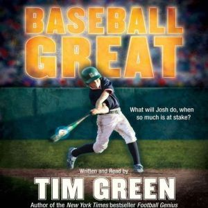 Baseball Great, Tim Green