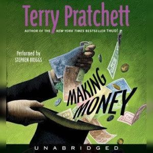 Making Money, Terry Pratchett