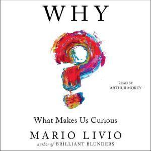 Why?: What Makes Us Curious, Mario Livio