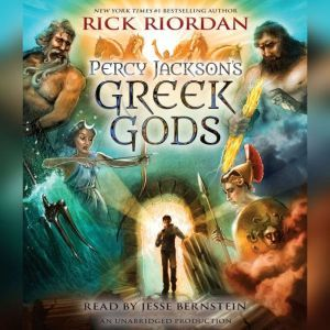 Percy Jackson's Greek Gods, Rick Riordan
