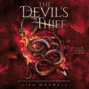 The Devil's Thief, Lisa Maxwell