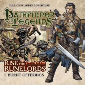Rise of the Runelords 1.1 Burnt Offerings, Mark Wright