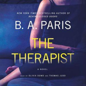 The Therapist: A Novel, B. A. Paris