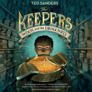 The Keepers: The Box and the Dragonfly, Ted Sanders