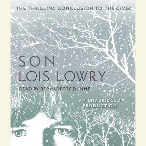 Son, Lois Lowry